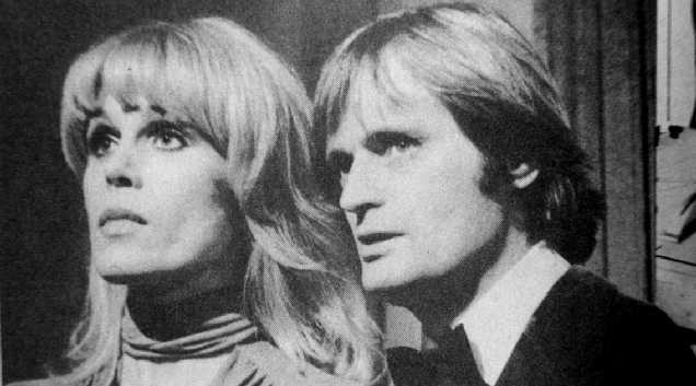 "Quote from Lumley's book: ""Sapphire and Steel: McCallum at his brainiest."""